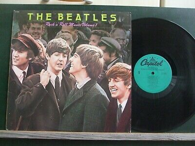 THE BEATLES ROCK'N ROLL MUSIC VOL 1  made in USA