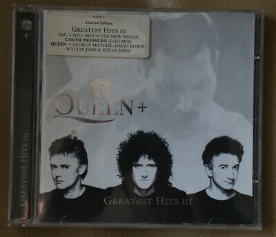 Queen - Greatest Hits 3, CD (best of). Limited edition