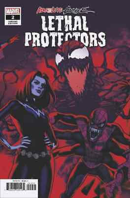 Absolute Carnage Lethal Protectors 2 Greg Smallwood Variant Nm Pre-Sale 9/18