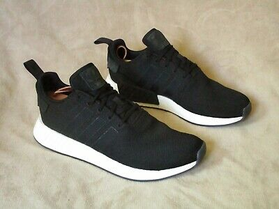 huge selection of 74cfc a82a3 ADIDAS BOOST ORIGINALS NMD R2 - Black White - Boost CQ2402 - Mens Size  12.5!!