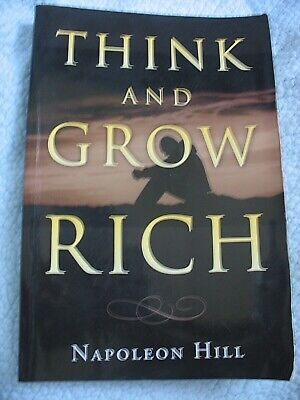 Think and Grow Rich by Napoleon Hill Trade Paperback