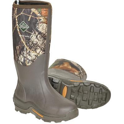 Muck Woody Max Cold Conditions Hunting Boot - Oak Breakup Camo