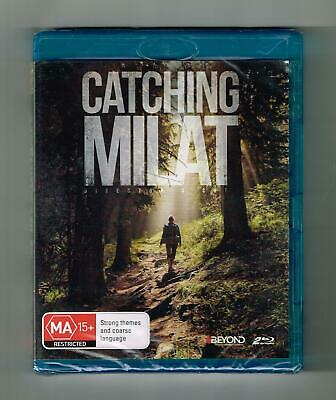 Catching Milat Blu-ray 2-Disc Set Brand New & Sealed