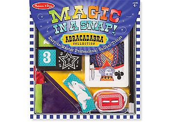 M&D Magic in a Snap! Abracadabra Collection  - Brand New