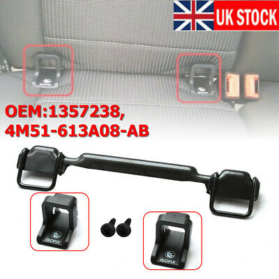 For Ford Focus MK2 Transit IsoFix Child Seat Restraint Anchor Mounting 1357238
