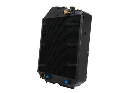 Radiator Fits Ford New Holland 5640 6640 7740 Tractors.