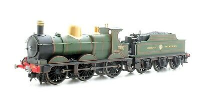 Oxford Rail Oo Gauge Deans Goods Gwr Lined Green,Dcc Sound Fitted (10A)