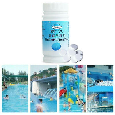 Pool Cleaning Tablet Effectively Guard Bacteria Blgae And Other Organism zvx
