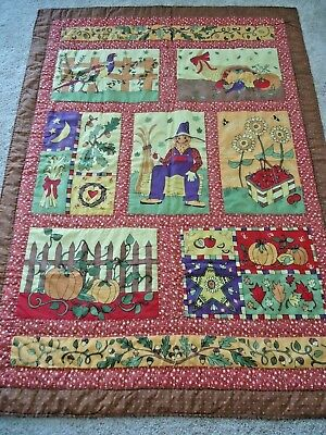 Fall Country Quilt