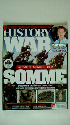 History of War Magazine Issue 30 The Somme