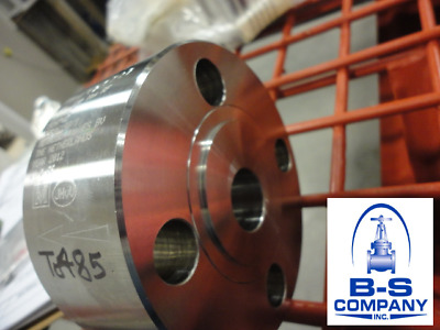 "Swing Check Valve MERWEDE 1"" 150 Flanged Stainless Steel"