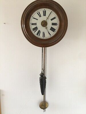 German Postal Clock