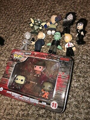Funko Pop Horror Mystery Mini Lot