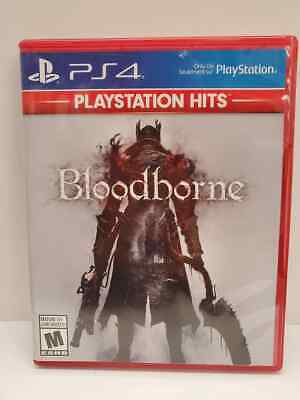 Bloodborne PlayStation Hits (PlayStation 4, 2018)