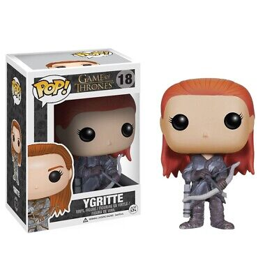 Game of Thrones, #18 YGRITTE, Funko Pop, VAULTED, Mint Condition