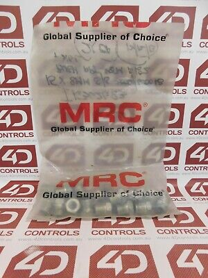 "MRC Fitting Reducer 1/2"" x 1/4"" 316SS - New (Bag of 24)"