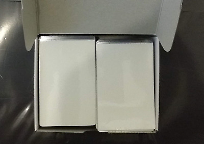 High Quality Cold Seal Laminating Pouches. Small Badge Size 60x90mm. 300 Made in