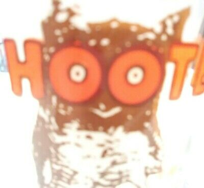 Hooters Saginaw, Mi. Logo Shot Glass Great For Any Collection!