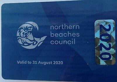 Northern Beaches Parking Permit 2020. Free registered postage