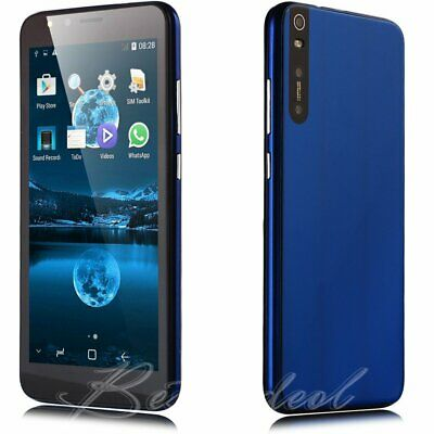 New 5.5 Inch Touch 4Core Dual SIM Android 8.1 Smart Cell Phone 8G GSM Unlocked