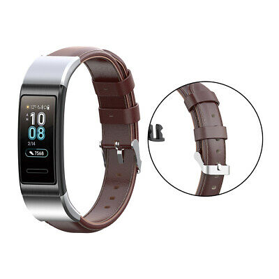For Huawei Watch Leather Strap TER-B09 TER-B29  Wristband  Bracelet band3