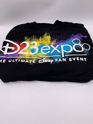 D23 Disney Expo 2019 Dream Store: D23 Expo Logo Spirit Jersey: Medium (AAA)