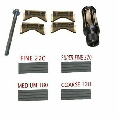 CYLINDER ENGINE HONE KIT - 34 to 60 mm HONING MACHINE + HONING STONES -NEW