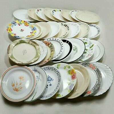 """Corelle by Corning 7.25"""" Salad Plates. Pick from a number of patterns!"""