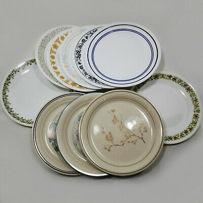 """Corelle by Corning  8.5"""" to 9"""" Lunch / Salad Plates Vitrelle Many to choose from"""