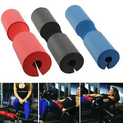Barbell Pad Squat/Weight Lifting Back/Shoulder Bar Bell Rest Olympic