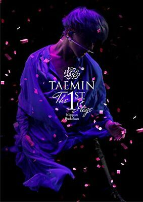 TAEMIN THE 1st STAGE NIPPON BUDOKAN Limited Edition DVD