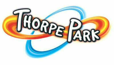 *** 2 x Thorpe Park Tickets for FRIDAY 20TH SEPTEMBER 2019 ***