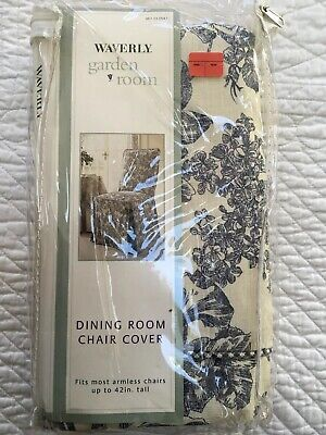 Excellent 3 Waverly Garden Room French Country Toile Dining Chair Slip Alphanode Cool Chair Designs And Ideas Alphanodeonline