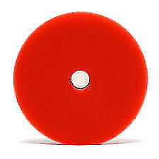 "Lake Country Red Waxing HD Orbital Pad 5.5"" Free UK Shipping"
