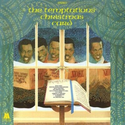 TEMPTATIONS - CHRISTMAS CARD (VINYL) Preorder