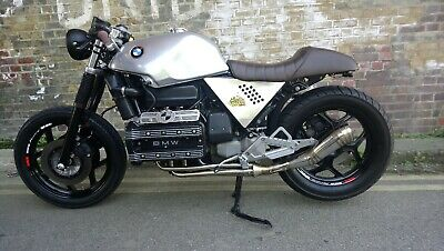 BMW K100 CAFE racer build/engine tuning - £300 00 | PicClick UK