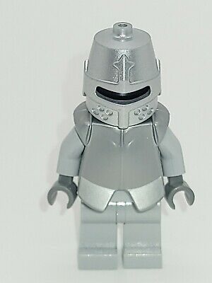 Lego Harry Potter Mini Fig Gryffindor Knight Statue 2 From Set 4842