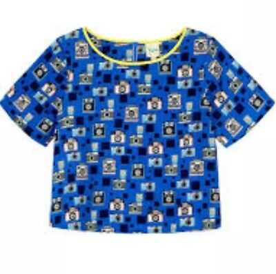 Yumi Girls  Top/Blouse Aged  7-8 Years BNWT RRP £24