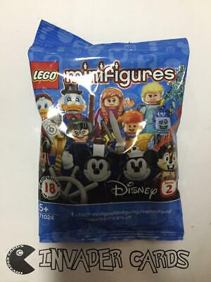 LEGO Minifigures Disney Series 2 Model 71024 Limited Edition Set New Sealed Pack