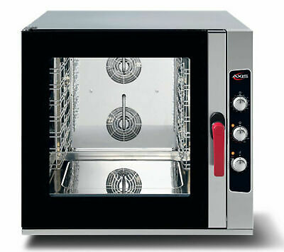 Axis AX-CL06M Combi Oven MANUAL CONTROL 6 SHELVES