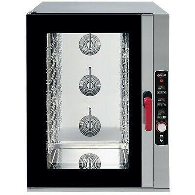Axis AX-CL10D Combi Oven 10 SHELVES Digital Programmable Controls