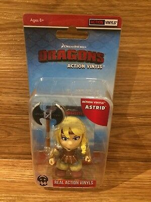 The Loyal Subjects How to Train Your Dragon Astrid 3/12