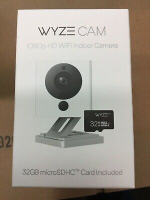 WYZE CAM V2 1080p Full HD WyzeCam - Smart Security Camera