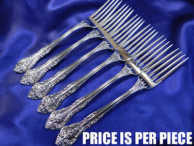 Gorham King Edward Sterling Silver Place Fork - Excellent Condition