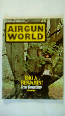 Airgun World Magazine September 1980