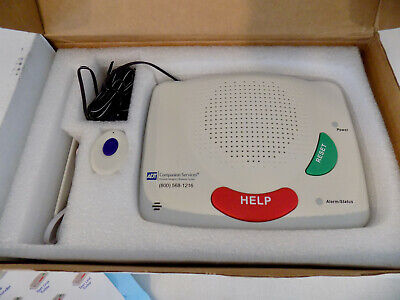 ADT Companion Services Personal Emergency Response System Model CTC 797 - New!