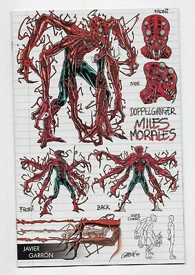 Absolute Carnage Miles Morales #1 Marvel Comics Garron Young Guns Variant Cover