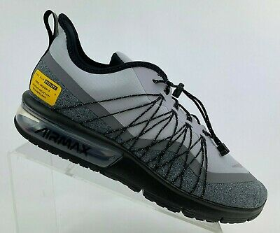 NIKE AIR MAX Sequent 4 Utility Mens Running BlackAnthracite