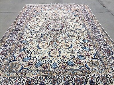 Fine Quality Genuine Antique Large Wool Hand knotted handmade Rug Runner