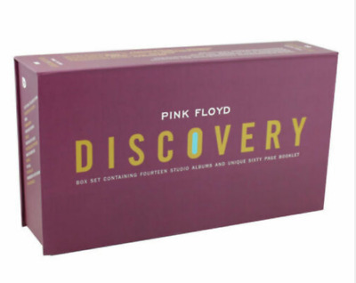 Pink Floyd Discovery 16 CD Box Set (CD, Sep-2011, 16 Discs, EMI) New Sealed